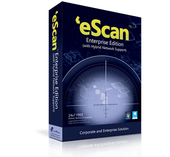 eScan Enterprise Edition para Microsoft SBS Standard