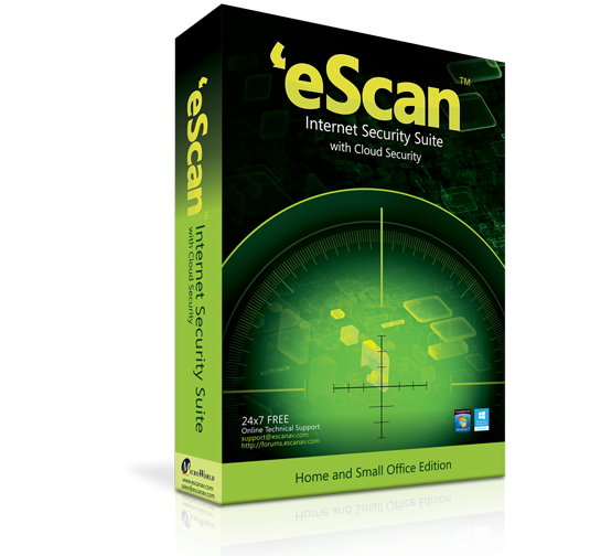 eScan Internet Security Suite with Cloud Security
