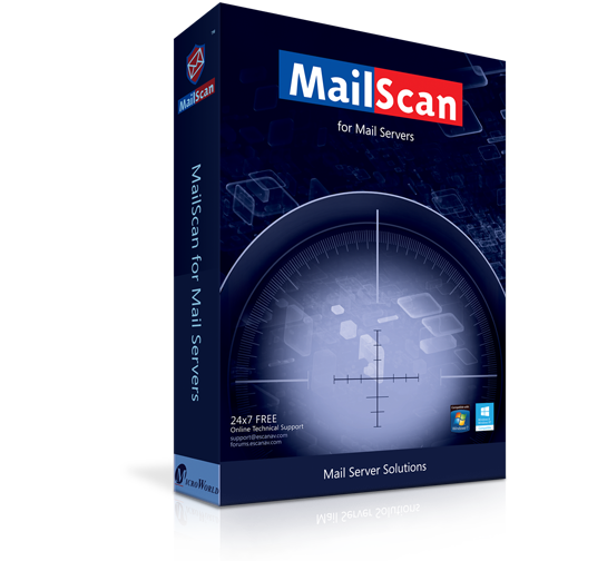MailScan para Microsoft Exchange Server